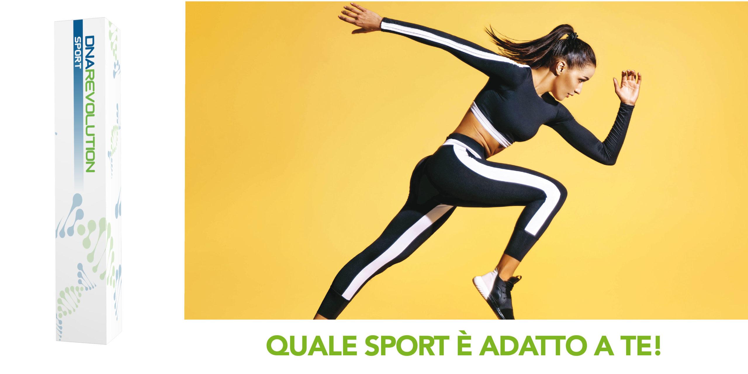 Test del DNA per Sport