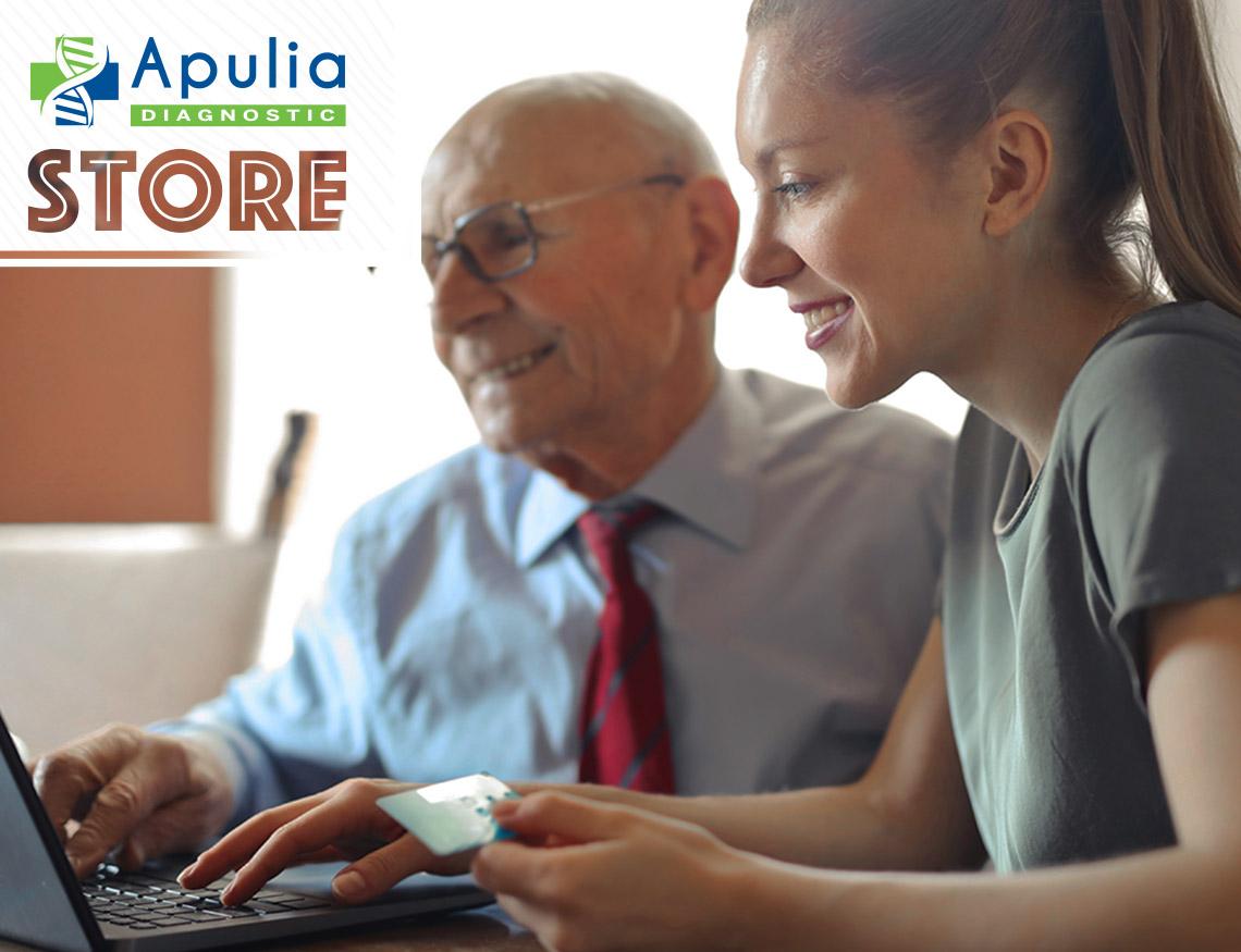 Apulia Diagnostic Store online