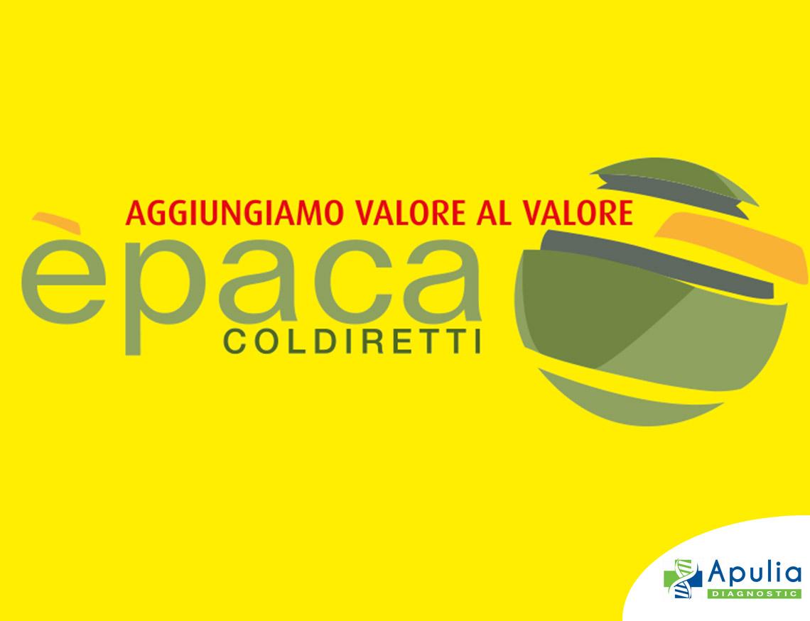 Convenzione Epaca Coldiretti Brindisi